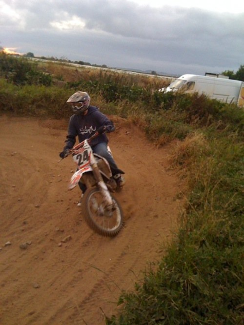 Grandfields Westonzoyland motox track photo